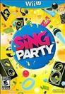 NINTENDO Nintendo Wii U Game WII U SING PARTY